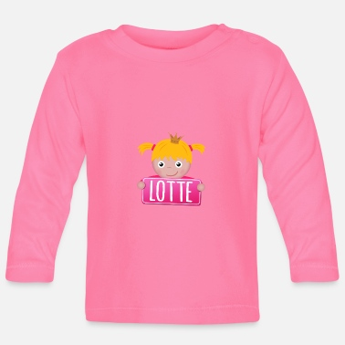 Lotte Little Princess Lotte - Baby Long Sleeve T-Shirt