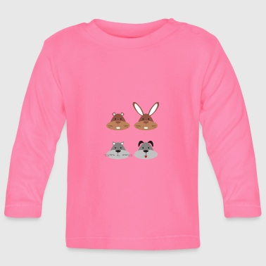 Pets - Baby Long Sleeve T-Shirt