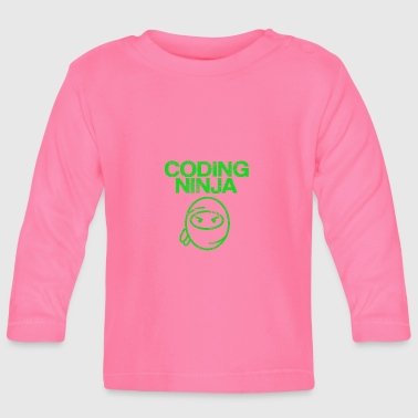 Coding - Baby Long Sleeve T-Shirt