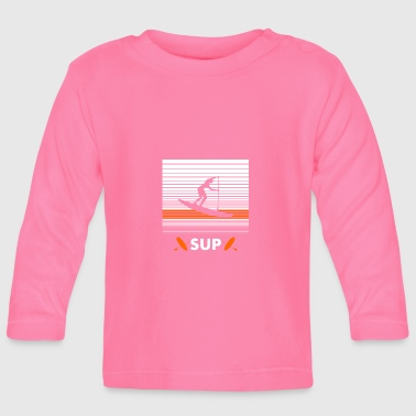 Boarder SUp boarder - T-shirt manches longues Bébé