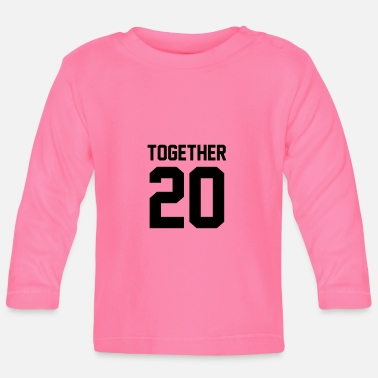 Together 20 - T-shirt manches longues Bébé