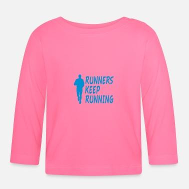 Spullen Voor Baby.Hardlopers Spullen Baby Shirts Met Lange Mouwen Online Bestellen