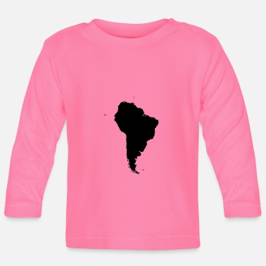 South America South America - Baby Long Sleeve T-Shirt