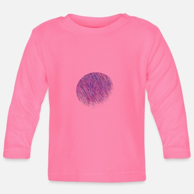 Scratch scratched - Baby Long Sleeve T-Shirt