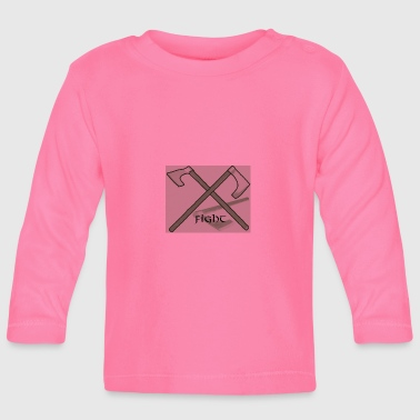 Axes - Baby Long Sleeve T-Shirt