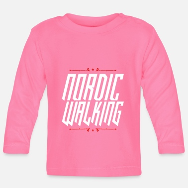 Association Nordic Walking Nature Association - Baby longsleeve