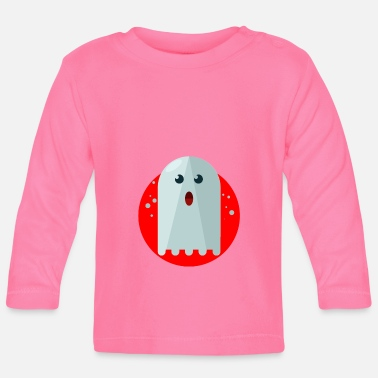 Ghost Ghost Ghost Ghost Halloween - Baby Long Sleeve T-Shirt