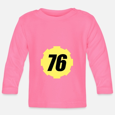 Fallout Fallout 76 protection bunker - Baby Long Sleeve T-Shirt