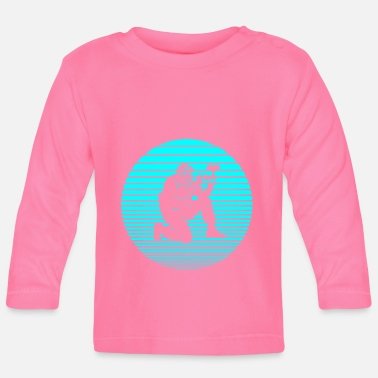Paintball Paintball - Baby Langarmshirt