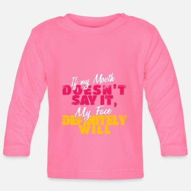 Expression expression - Baby Longsleeve Shirt