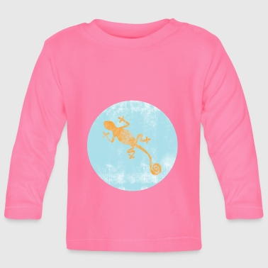 Lizard Balearic Islands - Baby Long Sleeve T-Shirt