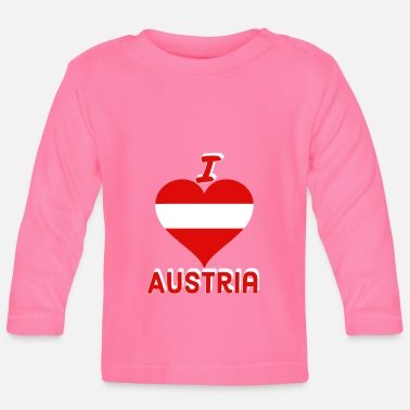 Austria austria - Baby Long Sleeve T-Shirt