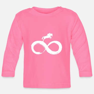 Springconcours Infinity springconcours - Baby longsleeve
