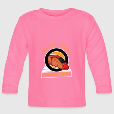 Expression express - Baby Long Sleeve T-Shirt