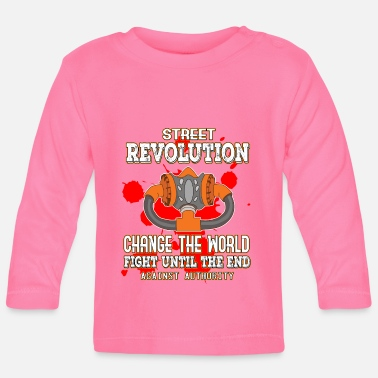 Revolutionary This is the awesome revolutionary Tshirt Those - Baby Long Sleeve T-Shirt