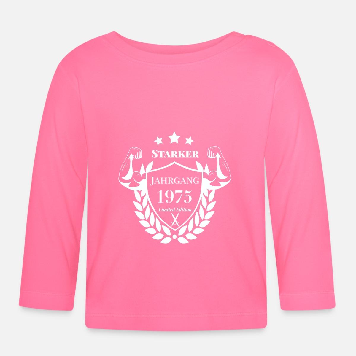 Jahrgang 1975 T Shirt Geburtstag Lustiges Sprüche Shirt