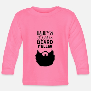 Barbe Barbe - Barbe - T-shirt manches longues Bébé
