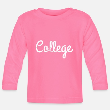 College COLLEGE - Baby Longsleeve Shirt