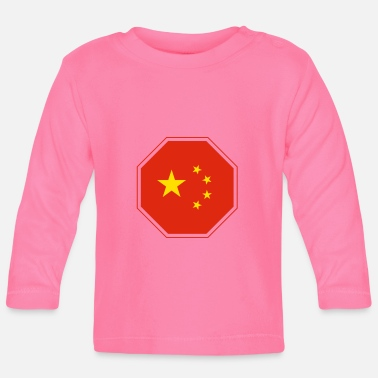 China China - Baby Longsleeve Shirt