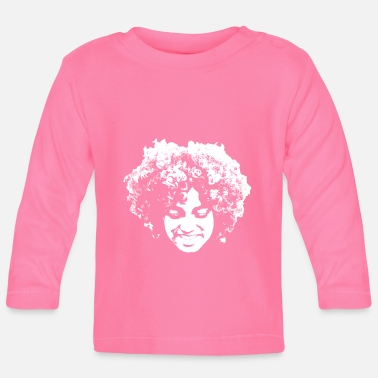 Afro Afro - Baby longsleeve