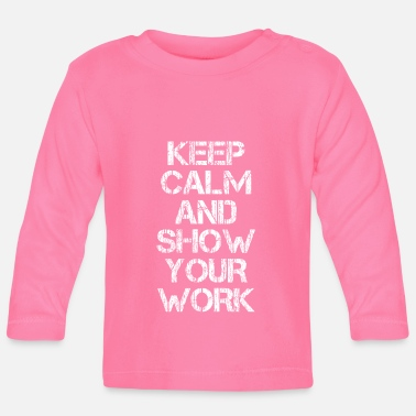 Professions Profession educator - Baby Longsleeve Shirt