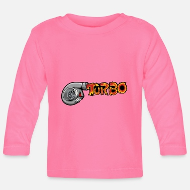 Ps Turbocharger PS Autofreak - Baby Longsleeve Shirt