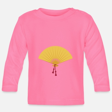 Fan fan - Camiseta de manga larga bebé