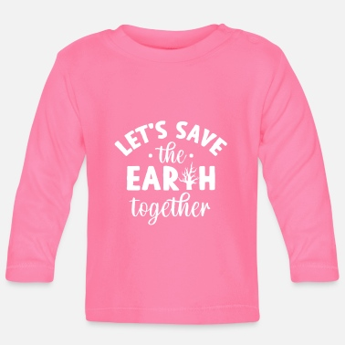 climate Protection - Baby Longsleeve Shirt
