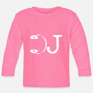 Dj DJ DJ DJ hang up - Baby Longsleeve Shirt