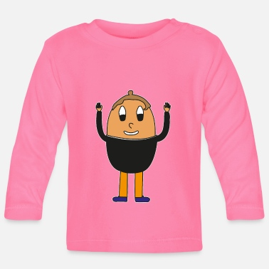 Egg Egg mom - Baby Longsleeve Shirt