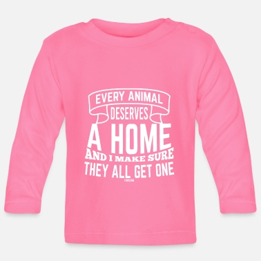 Animal Rescue Animal welfare animal rescue - Baby Longsleeve Shirt