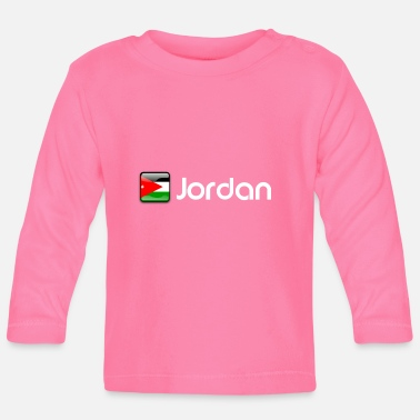 Middle East Arabia - Middle East - Jordan - Baby Longsleeve Shirt