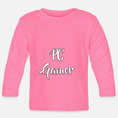 Pc PC-gamers - Baby longsleeve