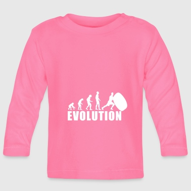 Strongman EVOLUTION STRONGMAN - Baby Long Sleeve T-Shirt