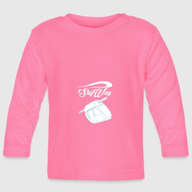 Transport Skyway Transport - Baby Long Sleeve T-Shirt