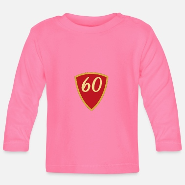 Jubilation 60th Birthday Accessories Gift Birthday Jubil - Baby Longsleeve Shirt