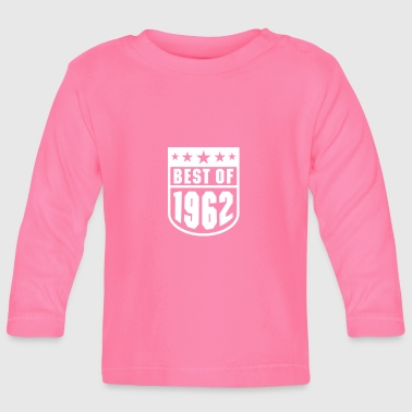 Best of 1962 - Baby Long Sleeve T-Shirt