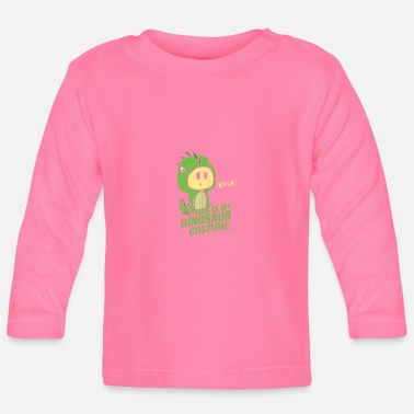 Dawoud This is my dinosaur costume gift carnival - Baby Longsleeve Shirt