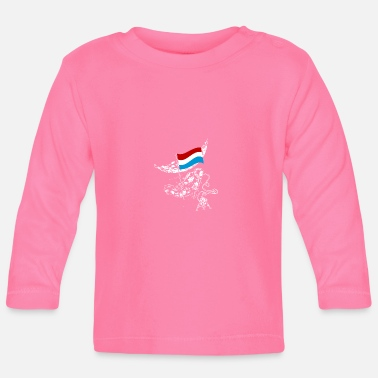 Netherlands The Netherlands - Baby Longsleeve Shirt