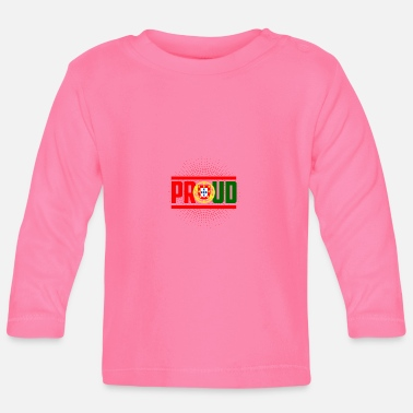 Portugal Portugal - Baby Longsleeve Shirt