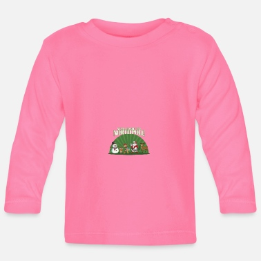 Unique welcome to northpole - Baby Longsleeve Shirt