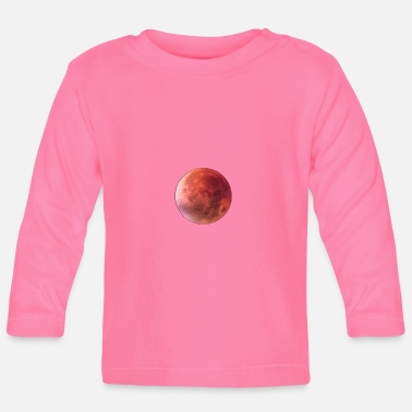 Planet planet - Baby Long Sleeve T-Shirt