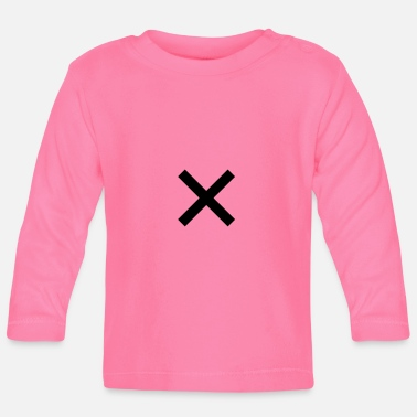 Cross cross - Baby Longsleeve Shirt