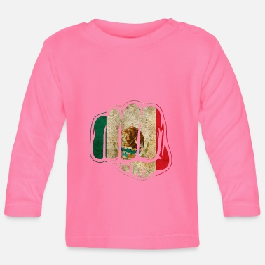 South America Mexico South America Latin America - Baby Long Sleeve T-Shirt