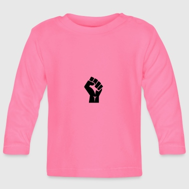 fist - Baby Long Sleeve T-Shirt
