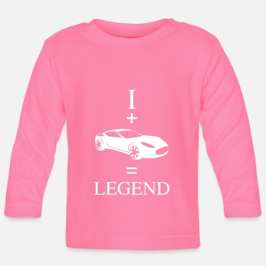 Autonaut Auto legend knows - Baby Longsleeve Shirt