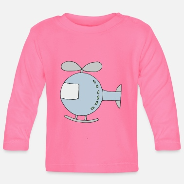 helicopter - Baby Longsleeve Shirt