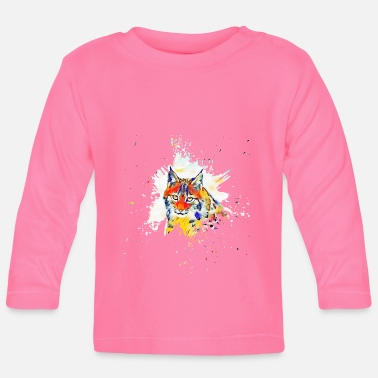 Lynx lynx - Baby Long Sleeve T-Shirt