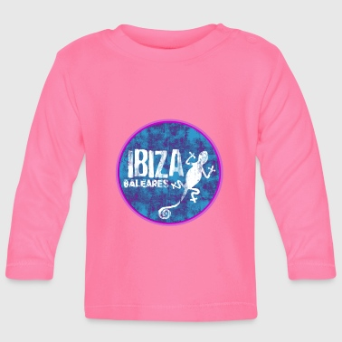 Ibiza Balearic Islands - Baby Long Sleeve T-Shirt
