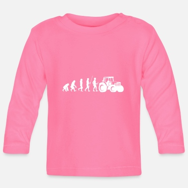 Academic Farmers and academics - Baby Longsleeve Shirt
